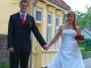 Brita ja Taneli pulmad