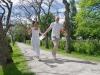 Jooksujalu puiesteel