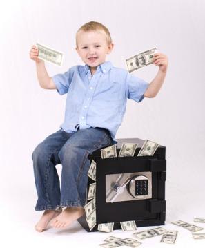 Internet võimaldab raha teenida.